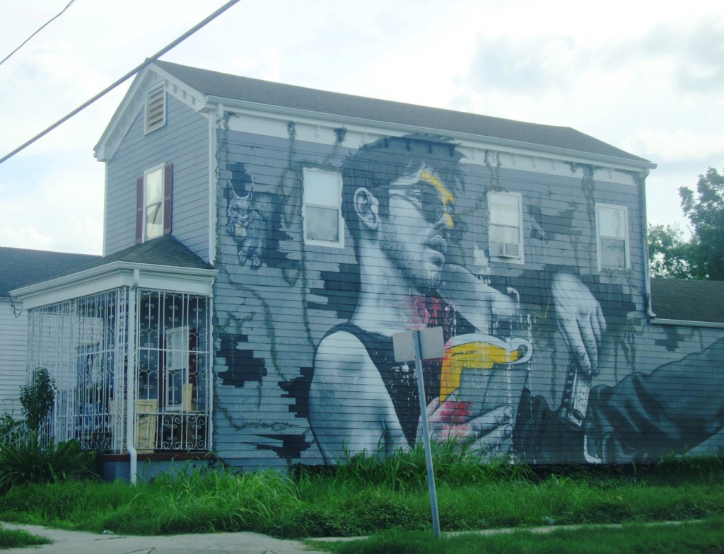 Lost In New Orleans