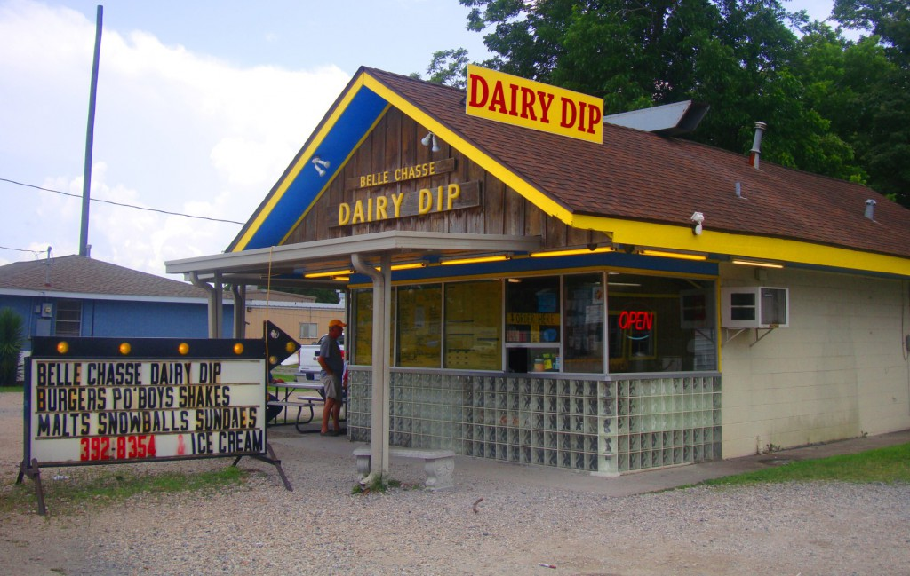 Dairy Dip In Belle Chasse