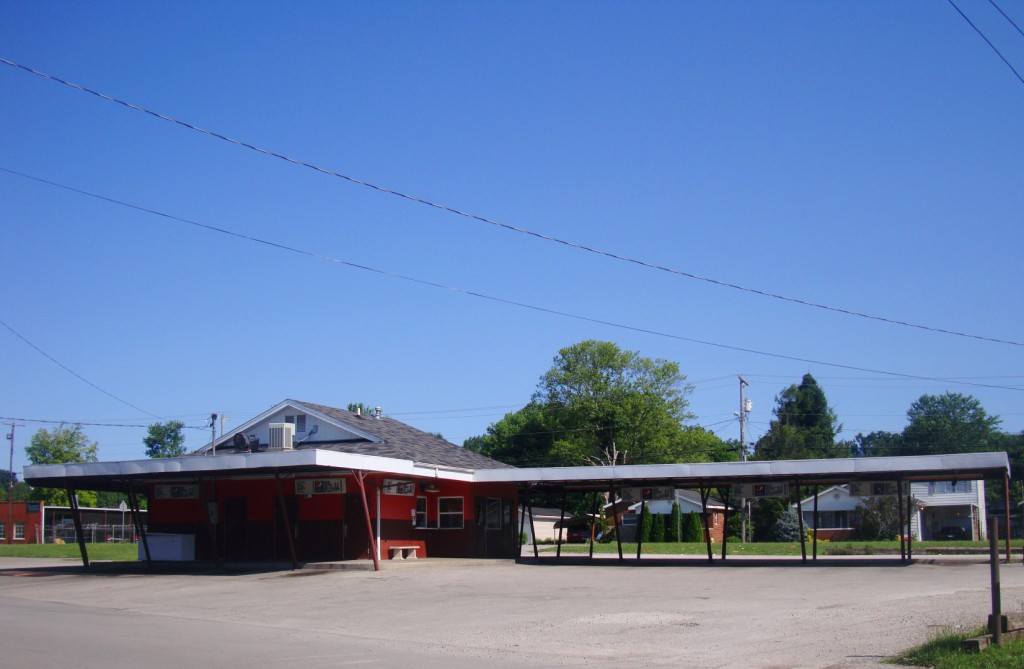 The Rootbeer Stand In Corbin, Kentucky
