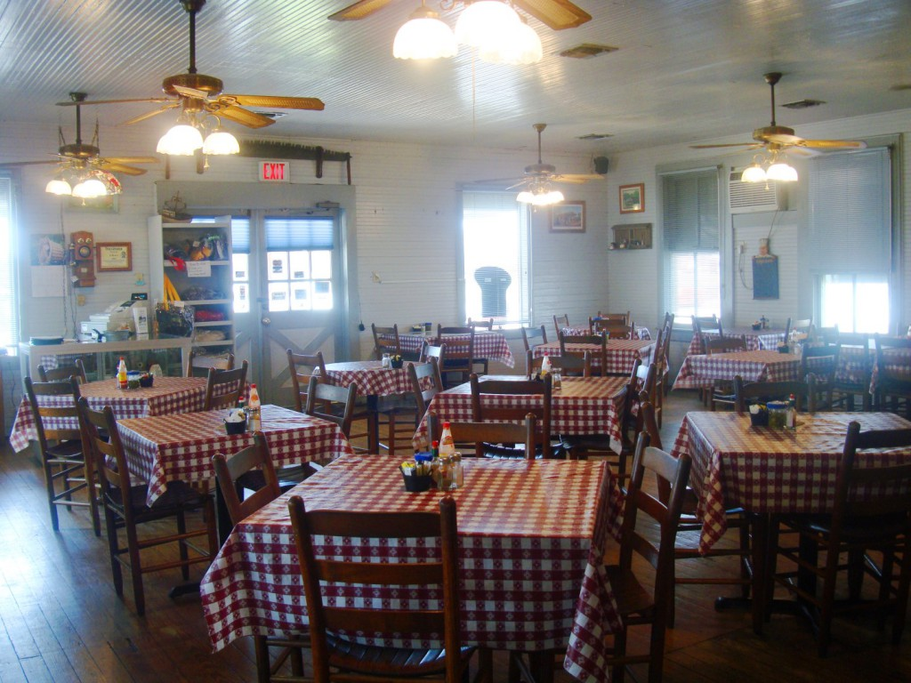 Abear's Cafe Defines The Cajun Hot Plate Lunch Experience.