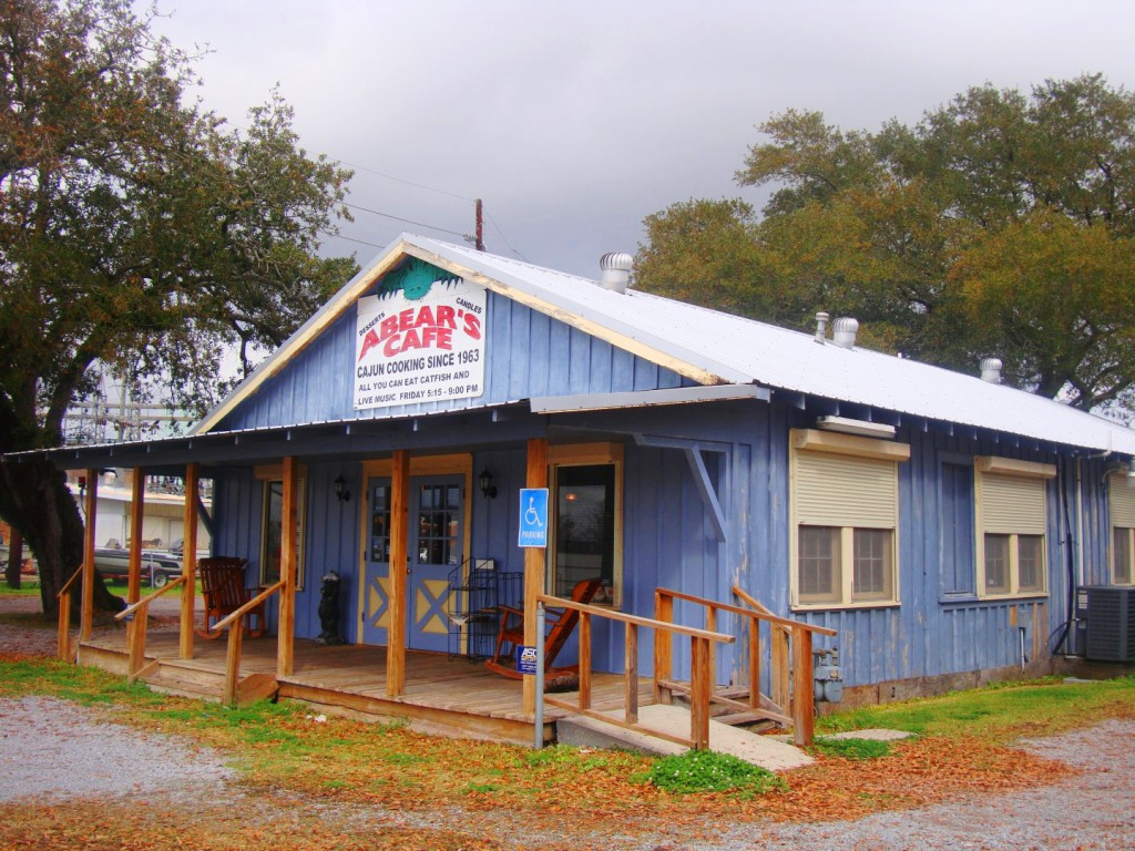 Abear's Cafe Opened In 1963. RL Reeves Jr