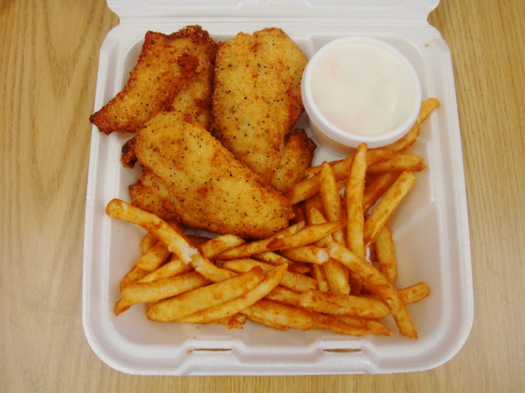 Icelandic Cod Is Toted To South Louisville To  Be Fried In Lard By Masons