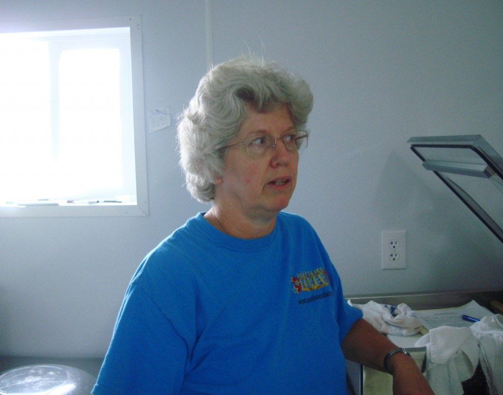 Clara Patton Of Wildcat Mountain Cheese In East Bernstadt Kentucky