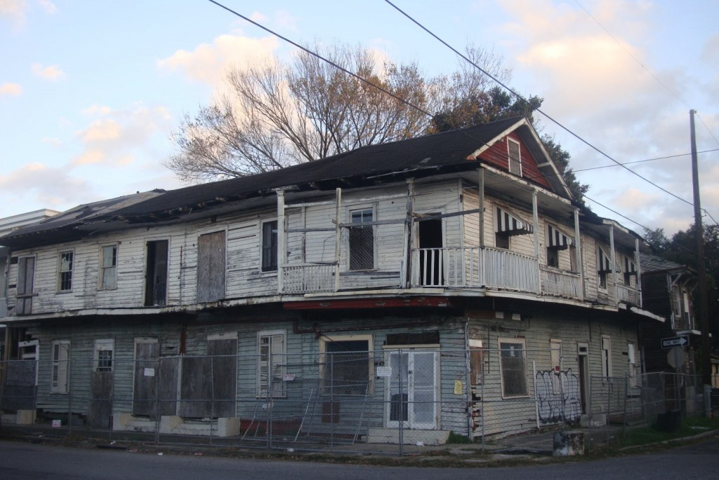 New Orleans Is Changing Quickly