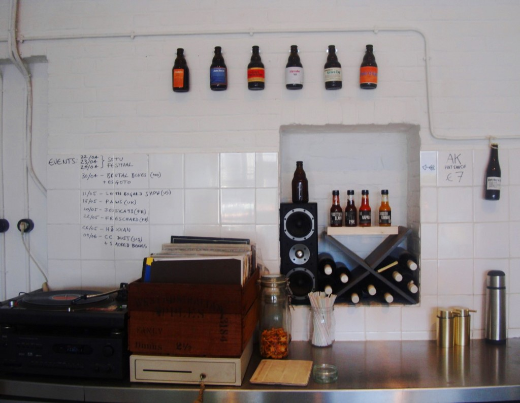 All Breweries Should Be Equipped With Turntables Like Butcher's Tears