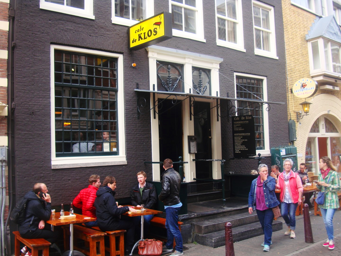 The Best Ribs In Amsterdam