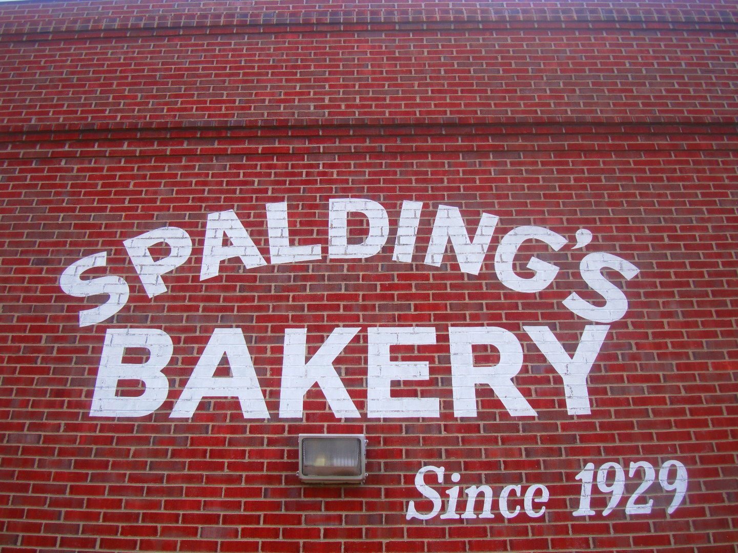 Spalding's Donuts In Lexington Kentucky