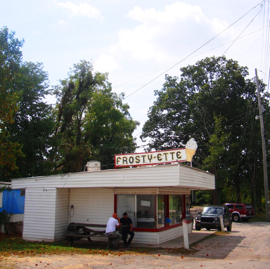 The Eastern Kentucky Chili Bun Trail: Frosty-Ette Drive In in Sandgap Kentucky